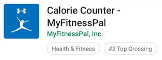 IMAGE Calorie Counter - MyFitnessPal. MyFitnessPal, Inc.