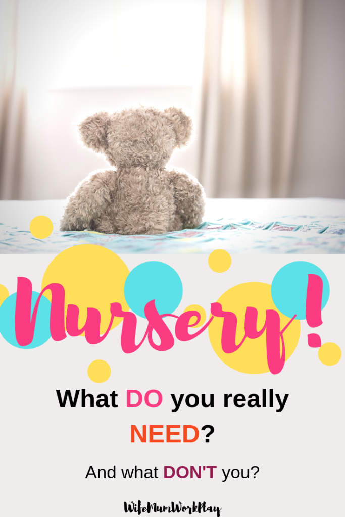 IMAGE nursery! what do you really need? and what you don't