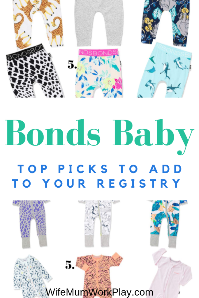 IMAGE  Bonds baby - top picks to add to your registry