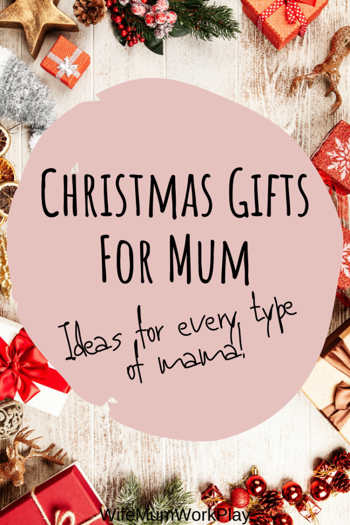 Chriostmas Gifts for mum Ideas for every type of mama